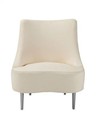 Tear Drop Chair - 30.5h x 28w x 27d