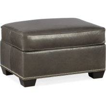 Bradington Young Ward Stationary Ottoman 566-OT
