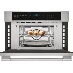 Frigidaire Pro  Professional 30'' Built-In Convection Microwave Oven with Drop-Down Door
