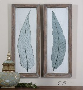 Tall Leaves, S/2