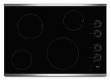 30-inch Electric Ceramic Glass Cooktop