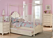 Full Canopy Poster Bed