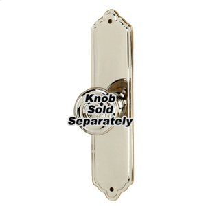 Escutcheon A1226-4 - Polished Nickel