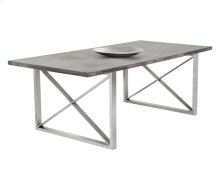 Catalan Dining Table - Grey