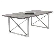 Catalan Dining Table - Grey
