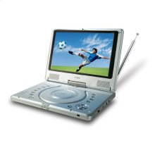 "10"" WIDESCREEN TFT PORTABLE DVD/CD/MP3 PLAYER"
