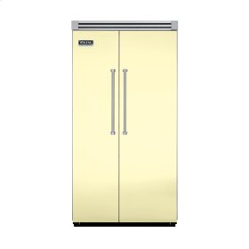 "Lemonade 42"" Side-by-Side Refrigerator/Freezer - VISB (Integrated Installation)"