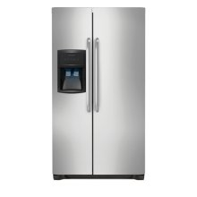 Frigidaire 25.6 Cu. Ft. Side-by-Side Refrigerator - Scratch & Dent / Limited Inventory