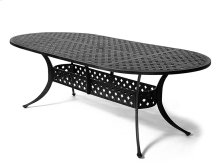 """42""""x84"""" Oval Table"""