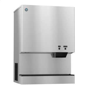 HoshizakiDCM-752BAH, Cubelet Icemaker, Air-cooled, Built in Storage Bin