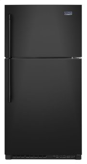 33-Inch Wide Top Freezer Refrigerator with EvenAir Cooling Tower- 21 Cu. Ft. Product Image