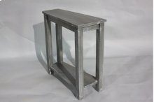"""#579 Wedge Table 11""""wx24""""dx25""""h"""