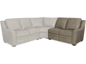 Kerley Right Arm Facing Loveseat - Recliner at Arm