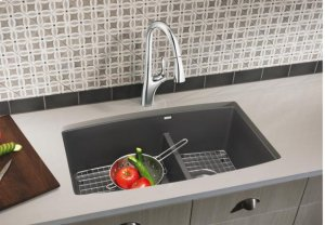 Blanco Performa 1-3/4 Medium Bowl - Anthracite