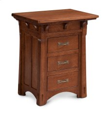M Ryan Nightstand with Drawers