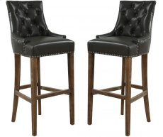Uptown Grey Barstool Product Image