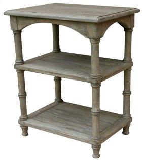 Island Bedside Table - Rw