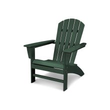 Green Nautical Adirondack Chair