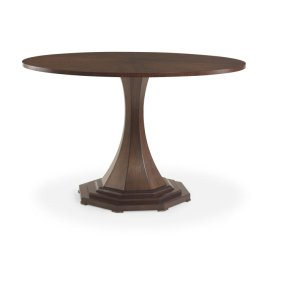 Consulate Maire Louise Round Dining Table