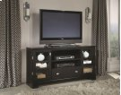 "60"" Black Entertainment Console Product Image"