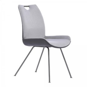 Armen Living Coronado Contemporary Dining Chair