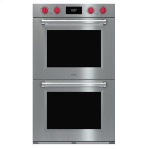 "WOLF30"" M Series Professional Built-In Double Oven"