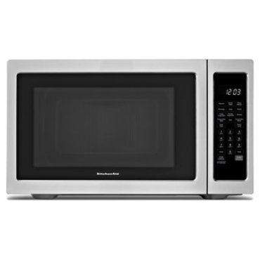 1200-Watt Countertop Convection Microwave Oven - Stainless Steel