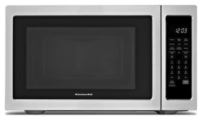 ... TX - 1200-Watt Countertop Convection Microwave Oven - Stainless Steel