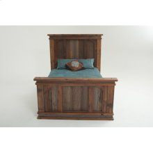 Heritage Blackfoot Bed - 18460 - King Bed (complete)