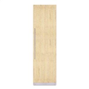 """Bosch24"""" Freezer left door swing Also available with right door swing (B24IF70SRS)"""