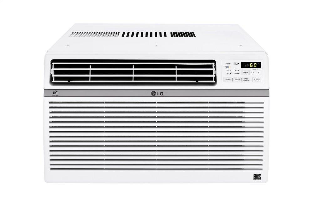 LG Appliances10,000 Btu Smart Wi-Fi Enabled Window Air Conditioner