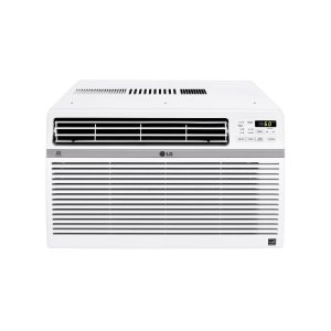 LG Air Conditioners10,000 BTU Smart wi-fi Enabled Window Air Conditioner