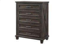 1046 Cimarron Rustic Java Valspar Chest