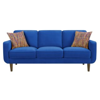 Jax Living Sofa Blue
