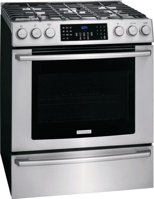 30'' Gas Front Control Freestanding Range