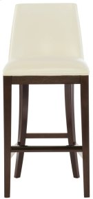 Bailey Leather Bar Stool in Cocoa Product Image