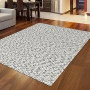 "Radici Bellissima 2 Gray/Silver Rectangle 2'0""X3'0"" Product Image"