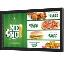 """47"""" Marquee Series Outdoor Digital Signage Full Sun Ultra Bright Landscape Orientation - DS-4720L"""