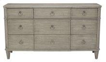 Marquesa Dresser in Marquesa Gray Cashmere (359)