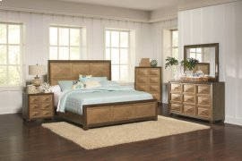 Ke 5pc Set (KE.BED,NS,DR,MR,CH)