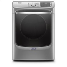 Maytag® Front Load Electric Dryer with Extra Power and Advanced Moisture Sensing with industry-exclusive extra moisture sensor - 7.3 cu. ft. - Chrome Shadow