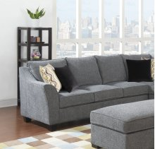 Calvina - Left Side Facing Sofa W/2 Pillows