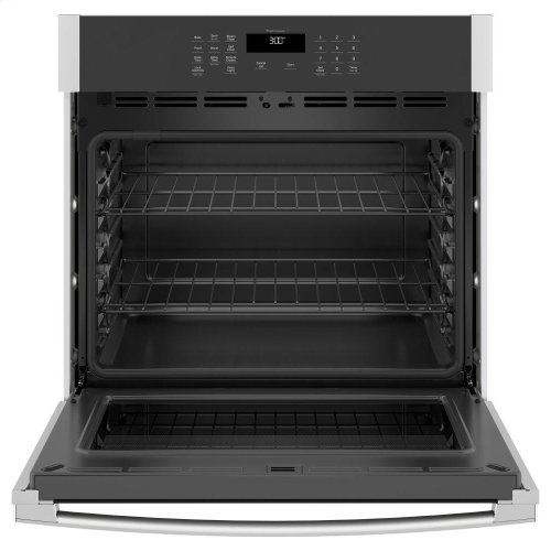 """GE® 30"""" Smart Built-In Single Wall Oven"""