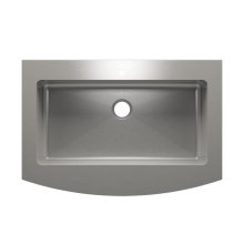 "Classic+ 000171 - farmhouse stainless steel Kitchen sink , 36"" × 18"" × 8"""