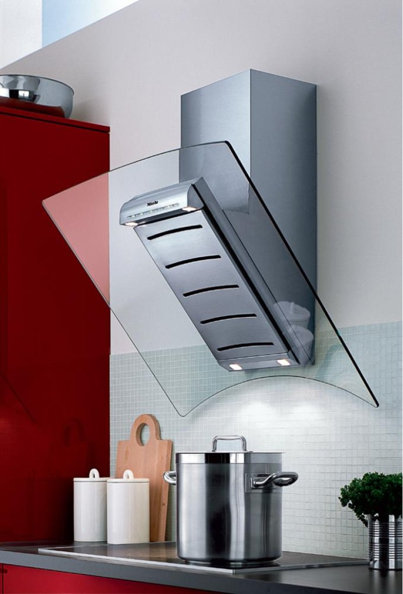 DA289 in by Miele in Phoenix, AZ - Designer Wall Hood