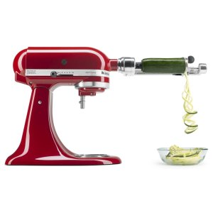 Kitchenaid5 Blade Spiralizer with Peel, Core and Slice - Other