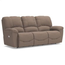 Hayes PowerRecline La-Z-Time® Full Reclining Sofa w/ Power Headrest