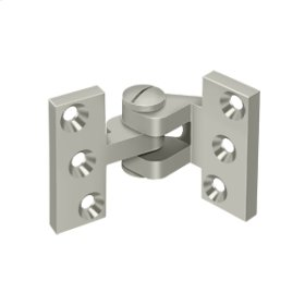 Intermediate Hinge - Brushed Nickel
