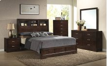 Walnut Bedroom Collection