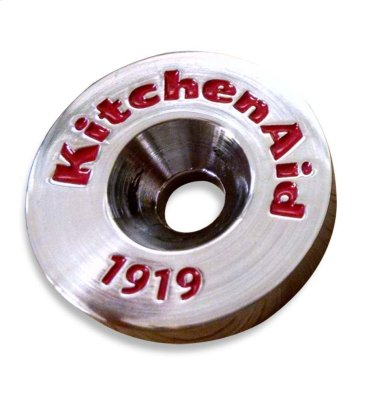 KitchenAid® Handle Medallions - Chrome - Other
